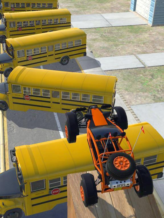 Extreme Car Sports screenshot 9