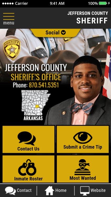 Jefferson County AR Sheriff by Jefferson County AR Sheriffs