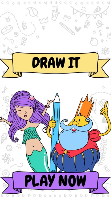 Screenshot for Draw it in United States App Store