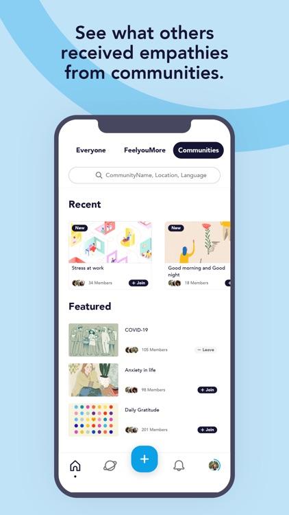 Feelyou: Social mood tracker screenshot-4