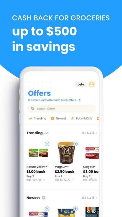 Coupons.com: Grocery Cash Back