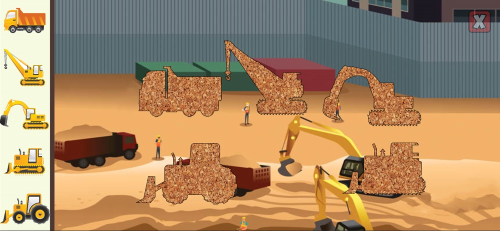 Car and Truck Puzzles For Kids hack tool