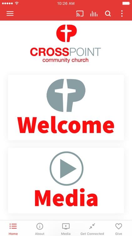 CrossPoint Hattiesburg App