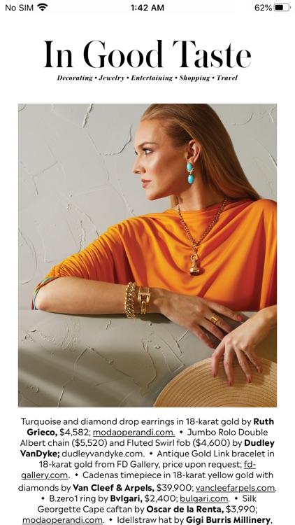 Veranda Magazine US screenshot-3