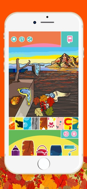 Mini Art Sanat Eserlerini Boya App Storeda