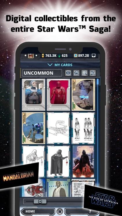 Star Wars Card Trader by Topps screenshot-0