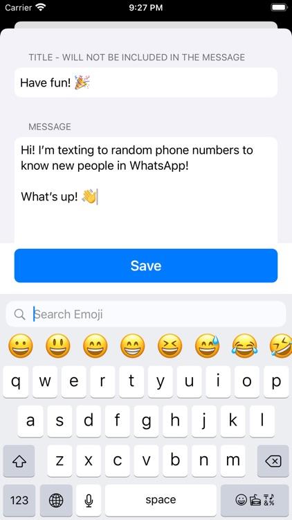 Dialer for WhatsApp - Direct screenshot-4