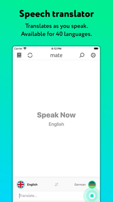 Language Translator by Mate Screenshots