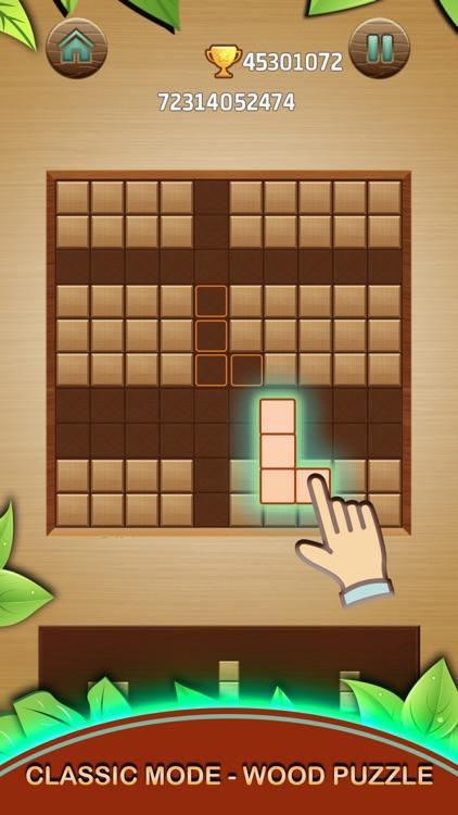 Wood Block Puzzle Box 2021 screenshot-4