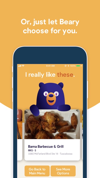 Beary Hungry: Find Food Now screenshot-4