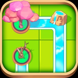 Water puzzle-Fun puzzle game