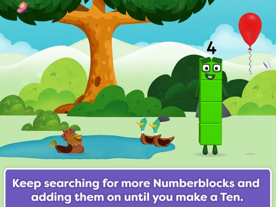 Numberblocks Hide and Seek screenshot #6