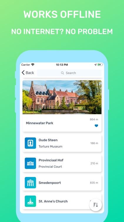 Discover Bruges - Guide & Map screenshot-5