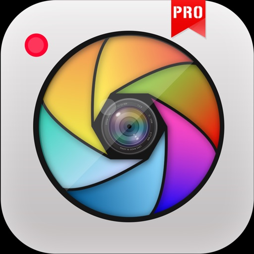 Pro Camera. Photo Editor