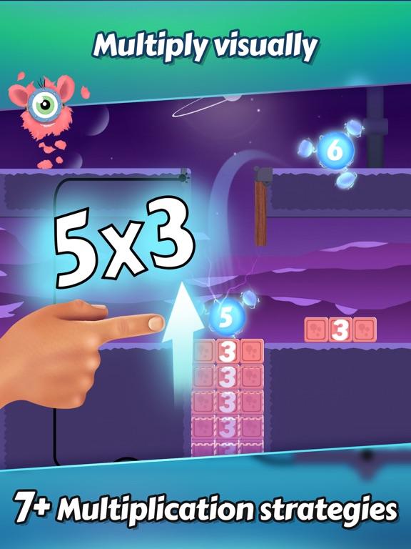 Multifly: Multiplication Games