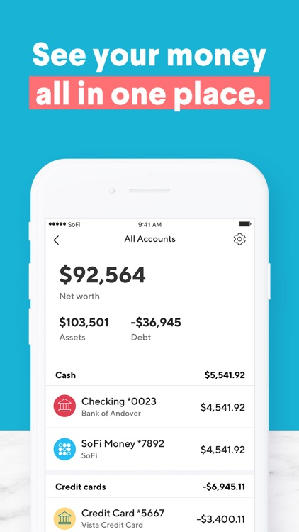 SoFi: Invest and Track Money screenshot-6