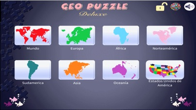 Screenshot for Geo Puzzle Deluxe in Ecuador App Store