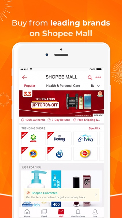 Shopee PH: Buy and Sell Online screenshot-4