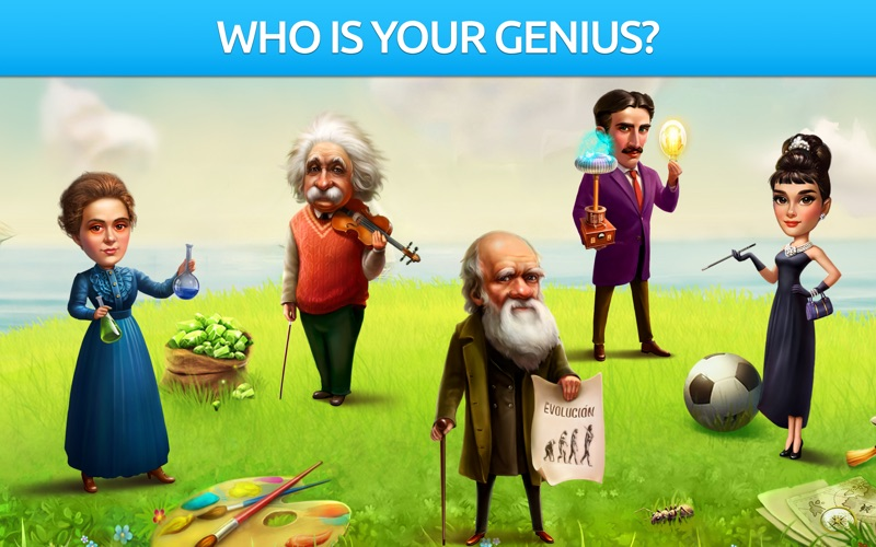 Battle of Geniuses: Quiz Game for Mac
