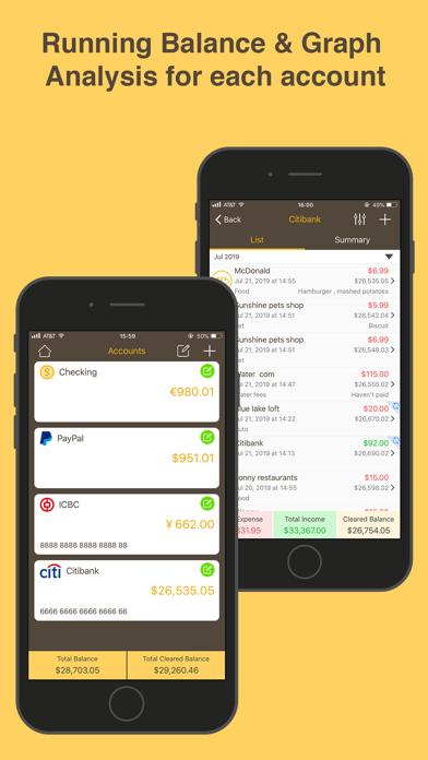 Money Monitor: Expense Trackerのスクリーンショット3