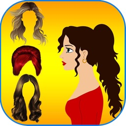 Hairstyles Makeover Booth