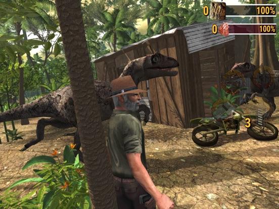 Screenshot #3 for Dino Safari: E-Pro