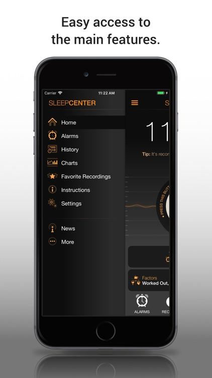 Sleep Center Pro screenshot-3