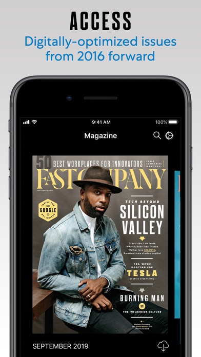 Fast Company Magazine App review screenshots