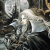 KONAMI - Castlevania: SotN artwork