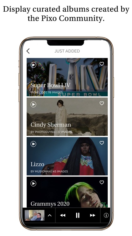 Pixo Photo Display screenshot-3
