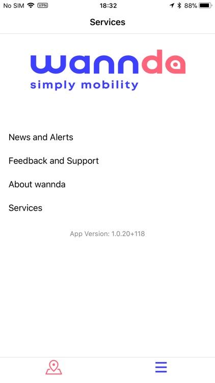 wannda - public transport app screenshot-3