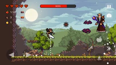 Screenshot from Apple Knight