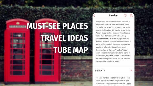 OLIVIA: Travel companion london