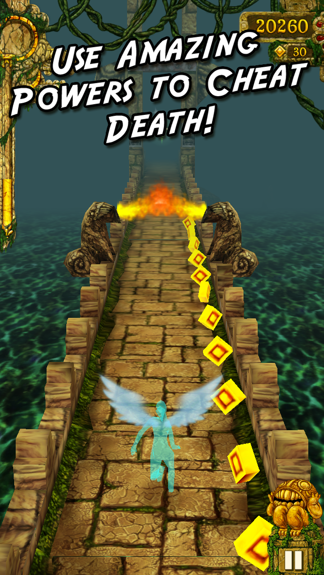 Temple Run: Classic ScreenShot2