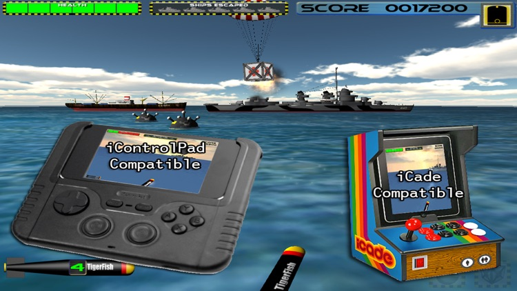 TorpedoRun Naval War screenshot-3