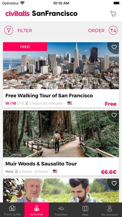 San Francisco Guides Civitatis