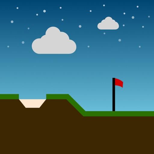Bump 'n' Run Golf - 2D