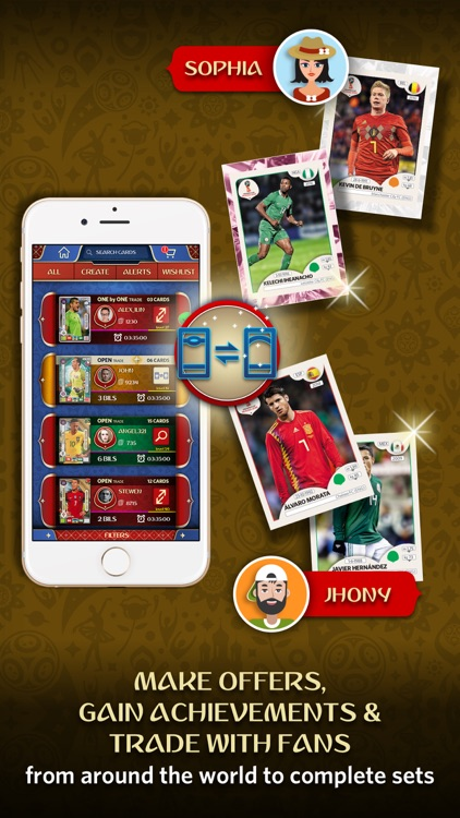 FIFA World Cup 2018 Card Game screenshot-3