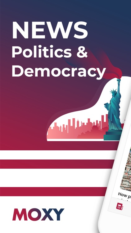 MOXY Democracy Reimagined screenshot-0