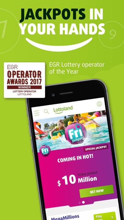 Lottoland App - Huge Jackpots screenshot-0