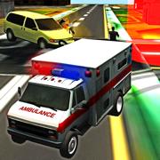 Ambulance Car Doctor Mission