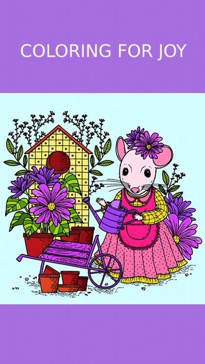 Animal Coloring Book Games