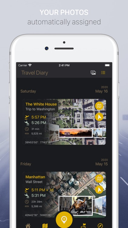 Travel Diary: Trip Tracker screenshot-4