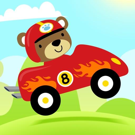 Baby Games: Race Car