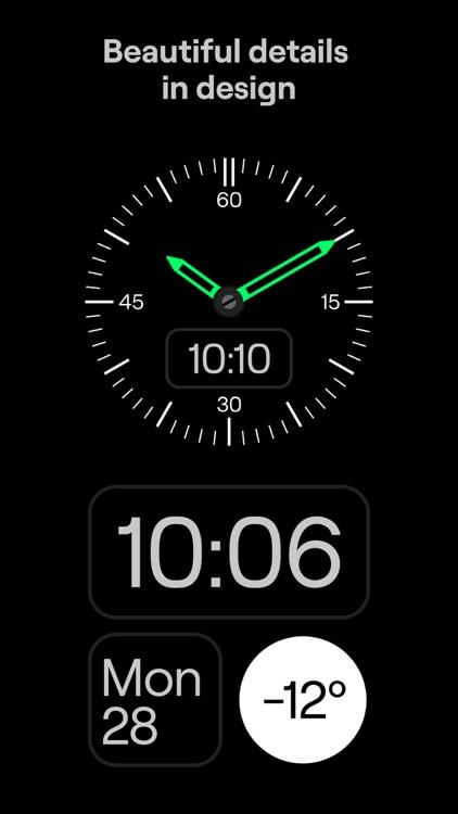 Timedash Widget screenshot-5