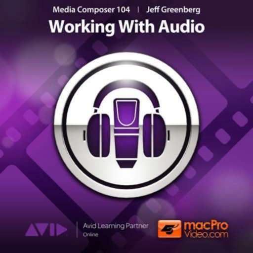 Learn Audio For Media Composer