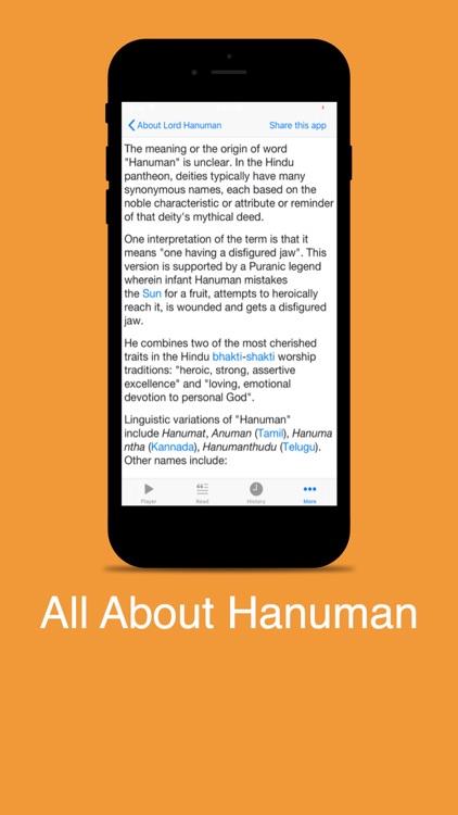 Hanuman Chalisa : Offline screenshot-3