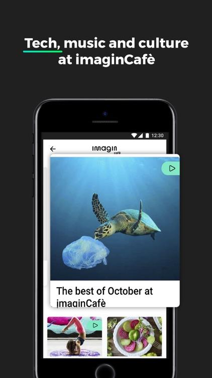 imagin: More than mobile bank screenshot-3