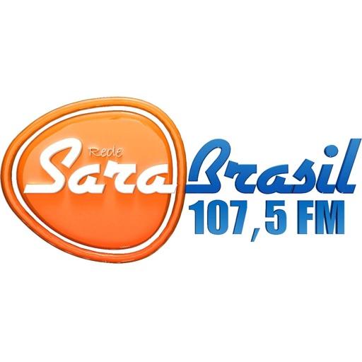 Rádio Sara Brasil FM 107.5