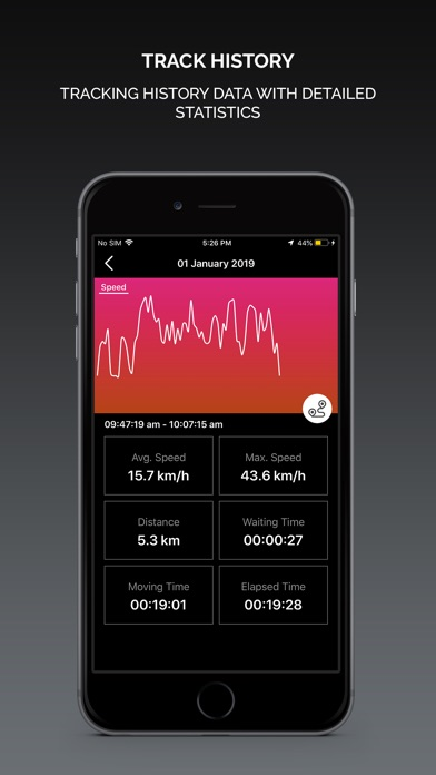 스마트 GPS 속도계 for Windows